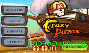 Игры Crazy Pirate для Android