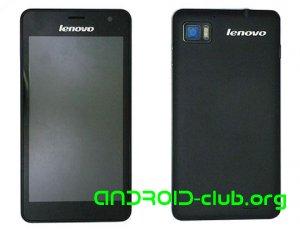 Смартфон Lenovo получит 4-ядерный процессор Samsung и Android ICS