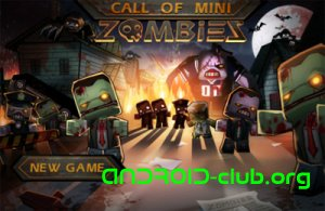 Android-игры: Call of Mini - Zombies
