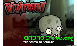 Androoid-игры: Biofrenzy: Frag The Zombies