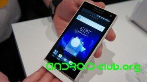 Новые модели в ряду смартфонов Sony Xperia
