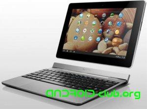 Lenovo собирается делать ставку на планшеты с присоединяемой клавиатурой