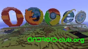 Minecraft для Андроид. Популярная инди-игра доступна на смартфонах.