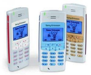 Раритет: Sony Ericsson Т100