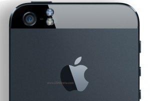 Необычная камера в iPhone 5S