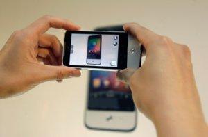 Фотокамеры в мобильных телефонах