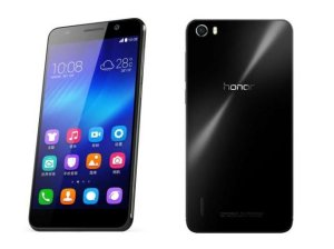 � ������ ����������� �������� Huawei Honor 6