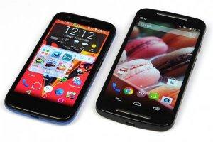 Motorola Moto G ������� ����� ���������������� �������