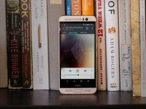 �������� HTC One M9+ �������� �� ���������� �����