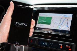 Suzuki Swift получил поддержку Android Auto
