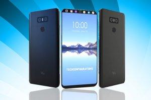 Новинка от LG – смартфон V30 с двойной камерой