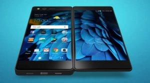 Компания ZTE собирается начать выпуск смартфонов с двойным дисплеем