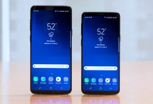 При покупке новых смартфонов Galaxy S9 можно сдать свой старый телефон в trade-in
